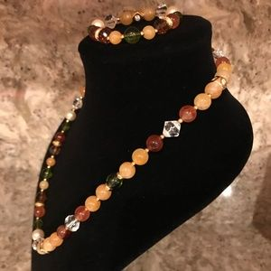 🏁Vintage Joan Rivers Connecting Stretch Bracelets